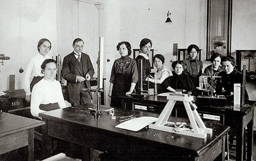 сибирские высшие женские курсы
